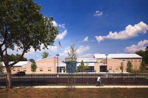 Vineland Demonstration School Recreation & Community Health & Adult Ed Campus
